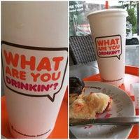 Photo taken at Dunkin Donuts by Kiki Amalia Muttaqin on 4/4/2014