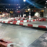 Photo taken at K1 Speed by Ricardo B. on 10/3/2012