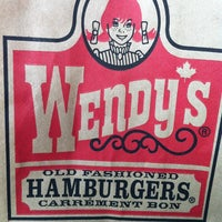 Photo taken at Wendy's by Atheep Aralin T. on 2/1/2013