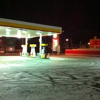 Photo taken at Shell by Atheep A. on 1/21/2013