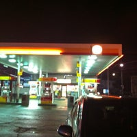 Photo taken at Shell by Atheep A. on 1/13/2013