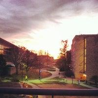 Photo taken at The University of Kansas by Evan S. on 12/13/2012
