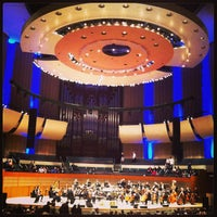 Photo taken at Francis Winspear Centre by Randy B. on 3/24/2013