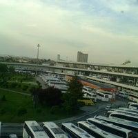 Photo taken at Ankara Inter-City Bus Terminal by Tugba D. on 6/13/2013