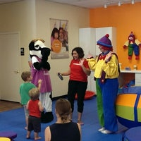 Photo taken at Gymboree Play & Music Gym by Silvia M. U. on 8/8/2014