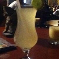 Photo taken at El Jardín Secreto - Lounge Bar by Andrea V. on 12/9/2012