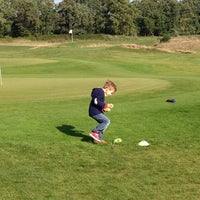 Photo taken at Golfclub De Turfvaert by Jeroen P. on 9/29/2013