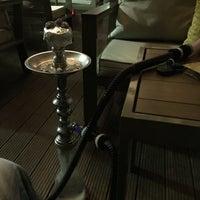 Photo taken at Hubbly Bubbly by Panagiotis B. on 11/8/2015