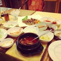Photo taken at Сеул by Katerina S. on 2/4/2013