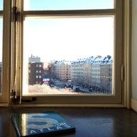 Photo taken at Sverigefinska skolan i Stockholm by Karl on 12/3/2012