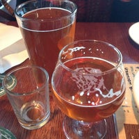 Photo taken at Dogfish Head Alehouse by Chris C. on 1/19/2013