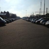 Photo taken at Station Heist-op-den-Berg by Jolien V. on 3/21/2013