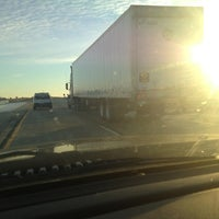 Photo taken at I-94 & Hwy 26 - Exit 267 by Meghan L. on 12/12/2012