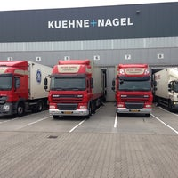 Photo taken at Kuehne+Nagel by Robin K. on 6/20/2013