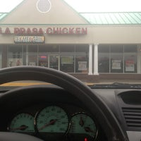 Photo taken at La Brasa Chicken by Claire B. on 8/17/2013