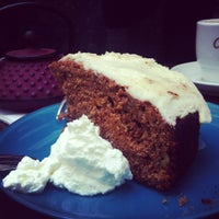 Photo taken at Mama's Café by Vix G. on 3/10/2013