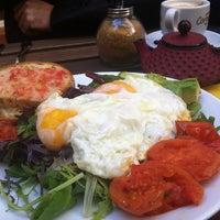 Photo taken at Mama's Café by Vix G. on 3/2/2013