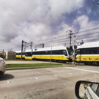 Photo taken at Parker Road Station (DART Rail) by Jay J. on 6/23/2015