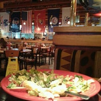 Photo taken at Red Robin Gourmet Burgers by Jay J. on 9/28/2012
