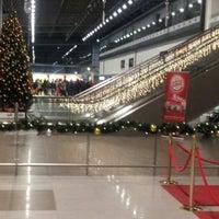 Photo taken at Skopje Alexander the Great Airport (SKP) by Eldina D. on 12/8/2012