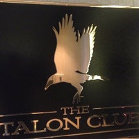 Photo taken at The Talon Club by ✈Tom S. on 10/26/2012