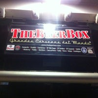 Photo taken at The Beer Box Cancun by Max H. on 12/30/2012