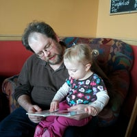 Photo taken at The Bean Counter by Juli H. on 2/23/2013