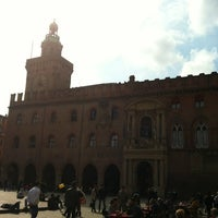 Photo taken at Palazzo d'Accursio - Palazzo Comunale by Linz S. on 4/7/2013