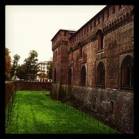 Foto scattata a Castello Sforzesco da Linz S. il 10/28/2012