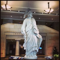 Photo taken at U.S. Capitol Visitor Center by Linz S. on 7/27/2013