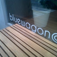 Photo taken at BLUE WAGON by Ludek on 8/12/2013
