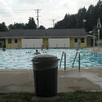 Photo taken at Perry Hall Swim Club by David E. on 7/28/2013