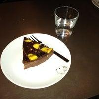 Photo taken at Chocolat by Lorenzo S. on 12/8/2012