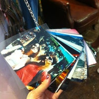 Photo taken at Lomography Gallery Store Barcelona by Анастасия Д. on 7/28/2013