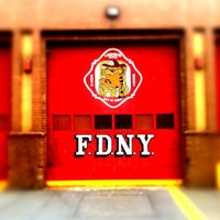 Photo taken at FDNY Engine 71/Ladder 55 by Angie V. on 3/31/2013