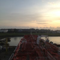 Photo taken at Palm Oil Berth No.3, Kuantan by Mohd A. on 2/7/2013