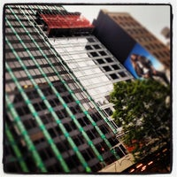 Photo taken at 475 Park Ave S by Chip D. on 10/6/2013
