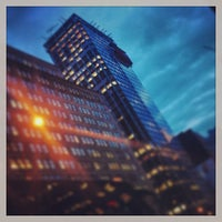 Photo taken at 475 Park Ave S by Chip D. on 11/22/2013
