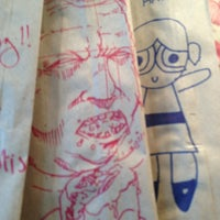 Photo taken at Which Wich Superior Sandwiches by that girl on 8/2/2013