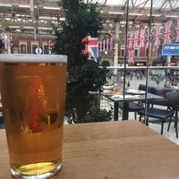 Photo taken at Wetherspoons by Yigit C. on 7/25/2015