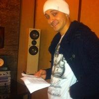 Photo taken at Студия Ура-Records by Вераока С. on 11/30/2013