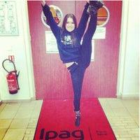 Das Foto wurde bei IPAG Business School von Ipag B. am 2/11/2013 aufgenommen