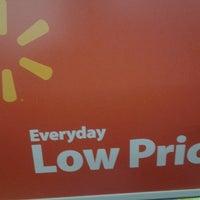 Photo taken at Walmart Supercenter by Vin W. on 1/5/2013