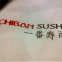Photo taken at Ichiban Sushi by Marisha A. on 9/7/2013