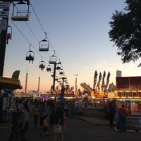 Photo taken at WLTX At The SC State Fair by Daniel B. on 10/12/2012