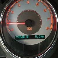 Photo taken at Distribuidor Autorizado Chevrolet (Rivero Motors, S.A. de C.V) by Ana Cecilia P. on 2/14/2013