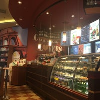 Photo taken at Costa Coffee by Natalie W. on 9/7/2016