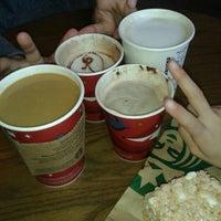 Photo taken at Starbucks by Wendy on 12/26/2012