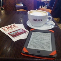 Photo taken at Costa Coffee by Amy S. on 3/28/2013