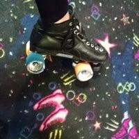 Photo taken at SkateDaze by Jason O. on 11/9/2014